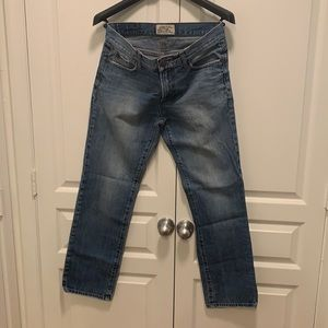Aeropostale straight leg jeans 31x32